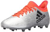 adidas Kids' X 16.3 Firm Ground Soccer Cleats (Little Kid/Big Kid)