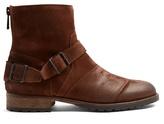 Belstaff Trialmaster suede boots