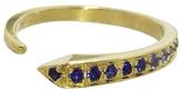 Tilda Biehn Ombré Comet Sapphire Ring - Yellow Gold