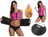 Shape Mi Sauna Sweat 2 in 1 Tank Top with Adjustable Belt