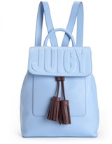 Juicy Couture Outlet - LAUREL LEATHER BACKPACK