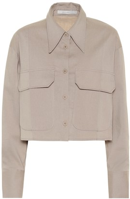 Low Classic Cropped shirt