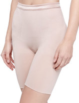 Spanx Slimmer and Shine Mid-Thigh Shaping Briefs