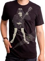 Goodie Two Sleeves Black High AC/DC Voltage Tee - Men's Regular