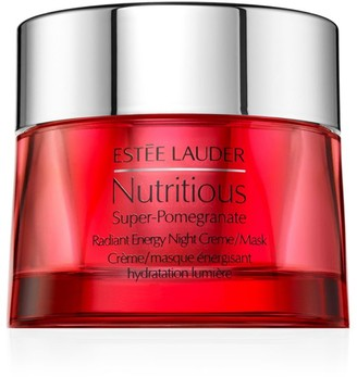 Estee Lauder Nutritious Super-Pomegranate Radiant Energy Night Creme/Mask