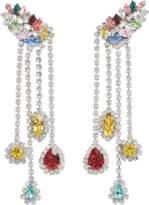 Shourouk Chandelier earrings