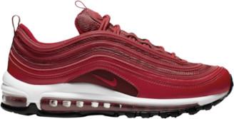 Nike 97 Running Shoes - Red / Gym Black