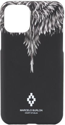 Marcelo Burlon County of Milan Wings iPhone 11 case