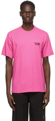 Vetements Pink Limited Edition Logo T-Shirt