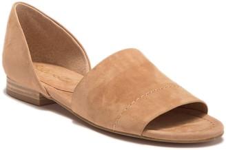 Splendid Tamia Peep Toe Flat