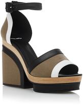 Pierre Hardy Charlotte Sun Platform Sandals
