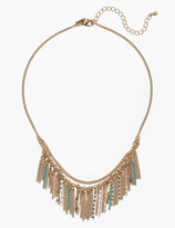 Per Una UsMarks and Spencer Beaded Waterfall Necklace