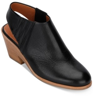 Gentle Souls by Kenneth Cole Women's Blaise Slingback Booties Women's Shoes