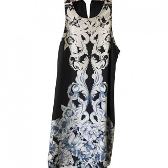 Tibi Blue Silk Dresses