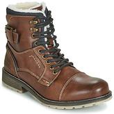 Tom Tailor ARBATIA men's Mid Boots in Brown