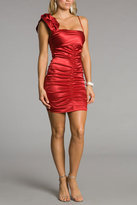 Windsor Stevie-Red Holiday Party Dresses