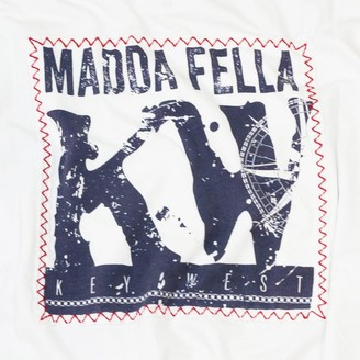 Madda Fella Short Sleeve Marquesas - KW Graphic