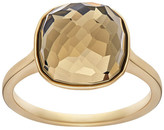 Swarovski Crystal Dot Ring - Size 8