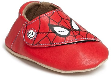 Stride Rite 'Spider-Man®' Crib Shoe (Baby Boys)
