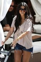 Siwy Camilla Cut-Off Jean Shorts in Wonder