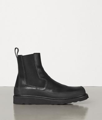 Bottega Veneta Boots In Storm Cuir
