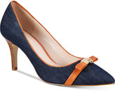 Cole Haan Juliana Detail Pointed Pumps