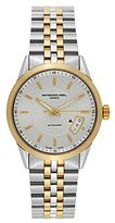 Raymond Weil Men's 'Freelancer' Swiss Automatic and Stainless Steel Dress Watch, Color:Two Tone (Model: 2770-STP-65021)