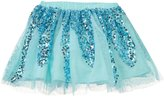 Billieblush Sequined Tulle Skirt (Baby) - Flaque-12 Months