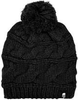 The North Face TRI CABLE POM WINTER BEANIE Hat