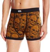 Star Wars Men's Chewie Stack Boxer