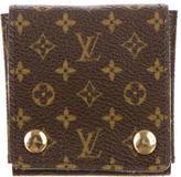 Louis Vuitton Monogram Jewelry Case