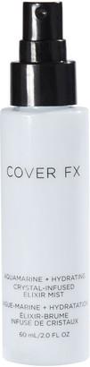 Cover Fx Crystal-Infused Elixir Mist Aquamarine + Hydrating
