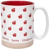 Enchante Teach Love Inspire Mug