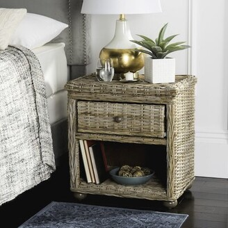 Bay Isle Home Willow 1 Drawer Nightstand