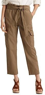 Ralph Lauren Ralph Cotton Twill Cargo Pants