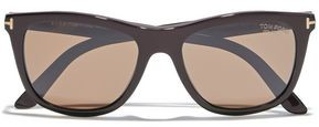 Tom Ford Andrew Square-frame Acetate Sunglasses