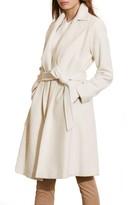 Lauren Ralph Lauren Women's Wool Blend Wrap Coat