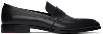 HUGO Black Midtown Loafers