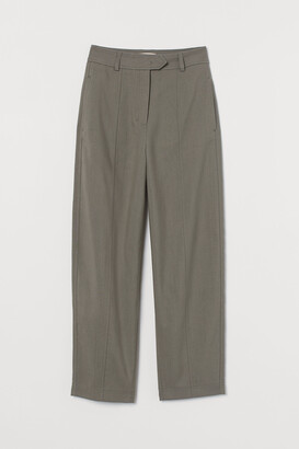 H&M Tailored lyocell trousers
