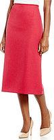 Preston & York Kelly Melange Suiting Skirt
