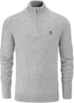 Henri Lloyd Men's Ramsden Half Zip Knit