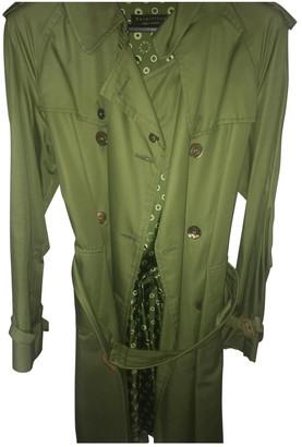 MACKINTOSH Green Cotton Trench coats