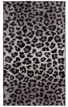 "Seventh Studio Coco Leopard 27""x 45"" Accent Rug Bedding"