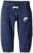 Nike Sportswear Gym Vintage Capri (Little Kids/Big Kids)