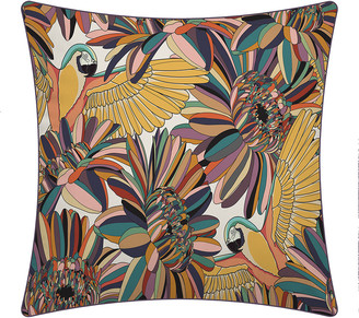 Beaumont Tropicalism Abstract Outdoor Cushion - 70x70cm
