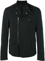 Diesel Black Gold blazer design biker jacket