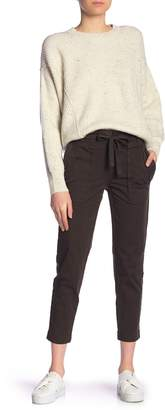 Vince Solid Cropped Utility Pants