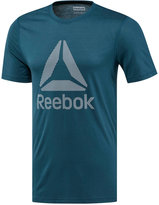 Reebok Men's Supremium Speedwick Graphic-Print T-Shirt