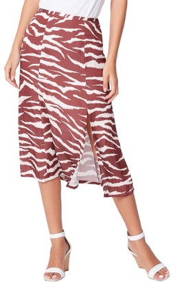 Paige Larsa Slip Skirt