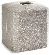 Kassatex Shagreen Porcelain Tissue Box Holder